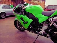 Kawasaki Zx10r Crash Protectors Cp0165bl Cp0165wh