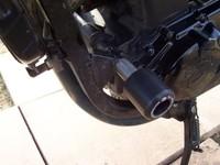 Kawasaki GPZ500 Crash Protectors CP0180BL