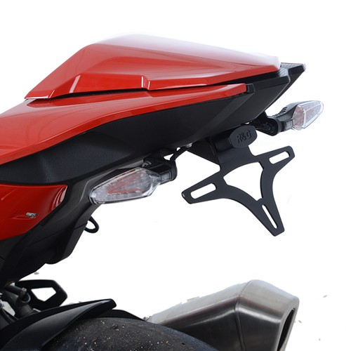 R & G PORTATARGA HUSQVARNA NUDA 900 R 2012-Licence Plate Holder Tail Tidy Sonstige Motorräder