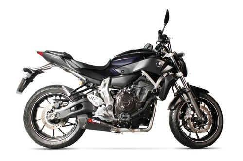 R&G Racing | Scorpion Exhausts for Yamaha - MT-07 MOTO CAGE