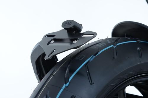 R/&G RACING BLACK BSB Series TANK PAD Yamaha MT-09 MODELS