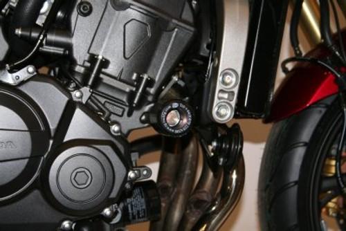 Honda CBF600N CBF600S 2004-2007 stainless steel engine casing cover bolts