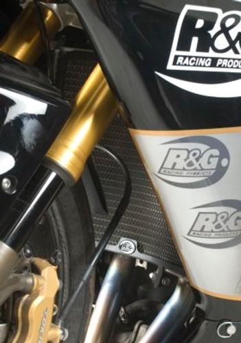 R/&G RACING CARBON FIBRE FENDER EXTENDER Kawasaki ZX6-R 1995 - F1