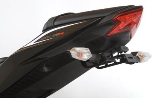 R/&G Black Offset Cotton Reels for Honda CBR 1000 RR Fireblade C-ABS 09-10
